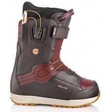 Женские ботинки для сноуборда DEELUXE EMPIRE LARA PF BROWN 2021