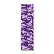 Шкурка для деки Footwork Dip Grip CAMO: PURPLE