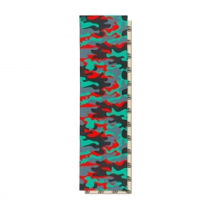 Шкурка для деки  Footwork Dip Grip CAMO: ATOMIC
