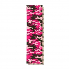 Шкурка для деки  Footwork Dip Grip CAMO: PINK/BLACK