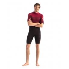 Гидрокостюм Jobe Perth 3/2mm Shorty Wetsuit Men Red 2021