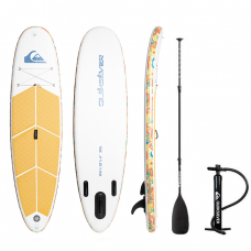 Сап Сёрф QUIKSILVER 2021 SUP SURF THOR YELLOW 10.6'