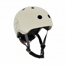 Детский шлем Helm S-M - ash