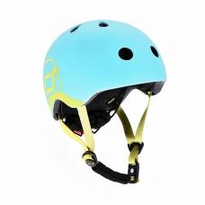 Детский шлем Helm XXS-S - blueberry