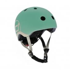 Детский шлем Helm XXS-S - forest
