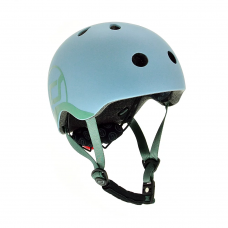 Детский шлем Helm XXS-S - steel