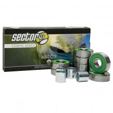 Подшипники SECTOR9 COSMIC BEARINGS ABEC7