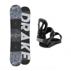 Сноуборд комплект DRAKE GT 2021