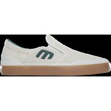 Кеды ETNIES MARANA SLIP WHITE/GREEN/GUM 2021
