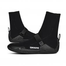 Гидрообувь MYSTIC 2021 Star boot 5mm Round Toe Black