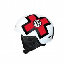 Шлем PROSURF X-GAMES 2021 WHITE/RED