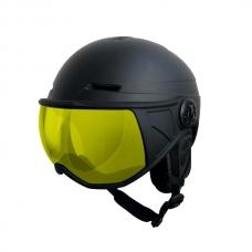 Шлем PROSURF ICE VISOR 2021 MAT BLACK