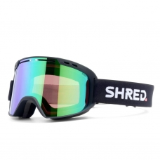 Маска SHRED AMAZIFY BLACK - CBL PLASMA MIRROR
