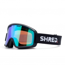 Маска SHRED MONOCLE BLACK - CBL PLASMA MIRROR