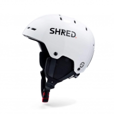 Шлем SHRED TOTALITY WHITE