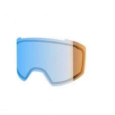 Линза SHRED SIMPLIFY DOUBLE LENS CBL SKY MIRROR