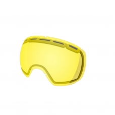 Линза SHRED SMARTEFY DOUBLE LENS YELLOW