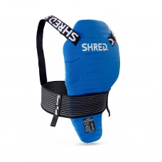 Защита спины SHRED FLEXI BACK PROTECTOR NAKED