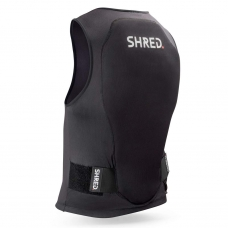 Защитный жилет SHRED FLEXI BACK PROTECTOR VEST ZIP