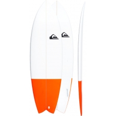 Сёрфборд Quiksilver Euroglass Surfboard Batboard 6'2
