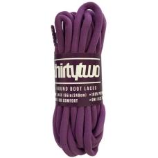 Шнурки THIRTY TWO фиолетовые