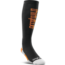 Термоноски THIRTY TWO DOUBLE SOCK 2021 BLACK