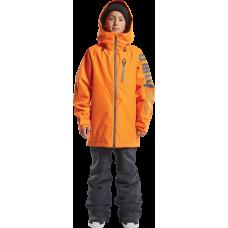 Детская куртка THIRTY TWO YOUTH GRASSER INSULATED JACKET 2022 ORANGE
