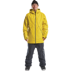 Куртка THIRTY TWO LASHED INSULATED JACKET 2022 YELLOW