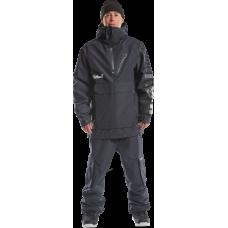 Куртка THIRTY TWO LIGHT ANORAK 2022 BLACK
